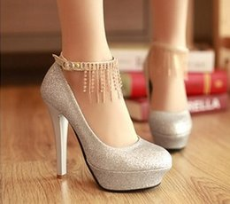 fashion lady's Sexy High Heels Pumps Wedding Shoes