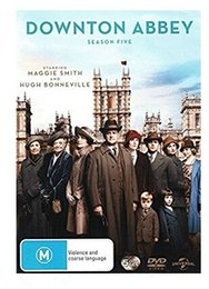 Wholesale Masterpiece Classic Downton Abbey Complete th Season Fifth Five Disc Set DVD Uk Version Region Boxset New kg