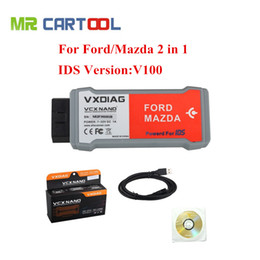 Wholesale VXDIAG Distributor Newest VXDIAG VCX NANO for Ford Mazda in with IDS V100 Better Than VCM II FOR FORD