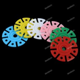 tradehub 100 PCS Blocks Puzzle Intelligence jouet Mini plastique flocon de neige Building [Worldwide ] shipping germany