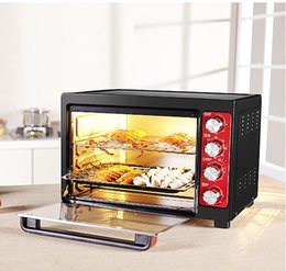 Wholesale Ovens Toasters Multi function l large capacity oven of easy to clean Hot air convection Household multifunctional