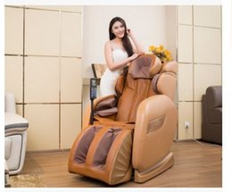 Wholesale Automatic massage chair body heating multifunctional electric massage head sofa Shenglilong luxury space capsule