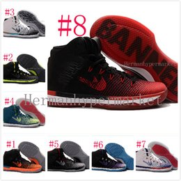 Wholesale 2016 New Release Retro XXXI quot Banned quot Mens Basketball Shoes Air Zoom Mens Trainers Athletic Sport Sneakers Size US