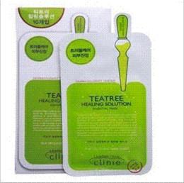 Wholesale Korea , Rice tea tree oil can mask TEATREE Treatments & Masks Cheap Treatments & Masks