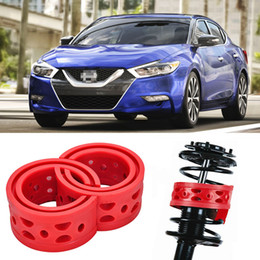 Auto parts 2pcs Super Power Rear Car Auto Shock Absorber Spring Bumper Power Cushion Buffer Special For Nissan Maxima