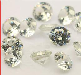 Tableau acrylique clair à vendre-4.5mm 1000pcs cristal acrylique Parti diamant clair table de mariage décoration bureau decortion, Décoration de mariage, Livraison gratuite