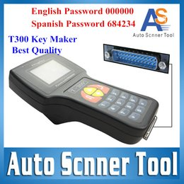 Wholesale Newest Version T300 Key Programmer V15 T Auto Key Programmer English For Multi Brand Vehicle Express