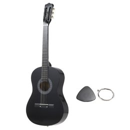 Wholesale Top Quality String Folk Acoustic Guitar Durable Basswood quot Guitar for Beginners Students Music Lovers Great Gloss Finish
