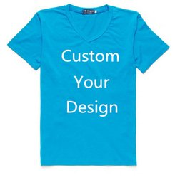 Wholesale Custom T Shirts Stitched designer logo mens t shirt Advertising brand new white tshirt short sleeve blank tees Printed Personalized HOT