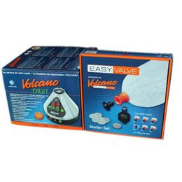 Wholesale Volcano Digital Vaporizer Storz Bickel w Easy Valve FREE Santa Cruz Grinder Volcano Vaporizer w Easy Valve Starter DHL free