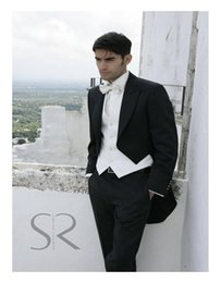 Wholesale 2016The Groom Dress Custom Of The Best Man For The Wedding Of Thin Body Best Man Suit Of The Groom coat Pants Vest bow tie