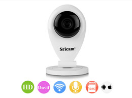 HD Wireless IP Camera 720P Security CCTV Camera Night Vision Baby Pet