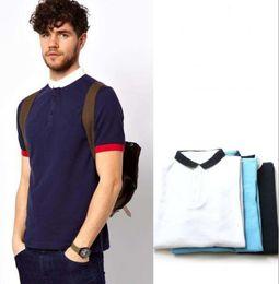 Wholesale New Men shirts perriinglys Summer Men Women freds Short sleeved cotton polos shirts brand clothing