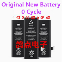 Wholesale 4g s s c P s sp Battery Original Battery Batteries For iPhone Battery Standard Li ion Battery New Cycle