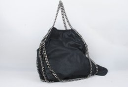 Free Shipping! Classic fold over 3 Chain Tote Women Messenger shoulder Bags Size 36*32*10cm