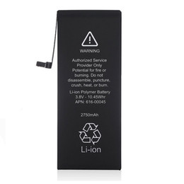 Wholesale AAAAA Li ion Lithium Polymer Replacement Battery Batteria For iphone iphone6 G S Plus mAh mAh mAh mAh in stock
