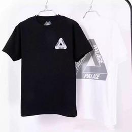 Wholesale Palace Skateboards T Shirt Men dragon ball YEEZUS M Reflective t shirt Men Women BA PE Suprem T Shirt Men Cotton T Shirts