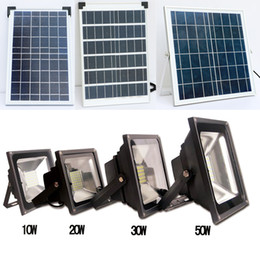 Wholesale LED Running Hours Day at Good Sunshine Automatic Photoswitch Induction Solar Flood Light Waterproof Light operated Landscape Garden Light
