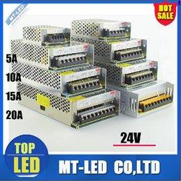 Wholesale 2017 performance AC V V to DC V A A A A A A W W Transformer Switch Power Supply for Led Strip billboard LED light