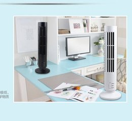 Wholesale DHL SF Mini USB airconditioning fan vertical air multiplier shape and artful design USB bladeless air cooling fan
