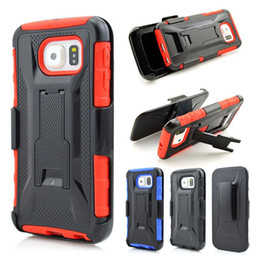 Wholesale For iphone plus s plus Note Anti Shock Hybrid Armor X Styles Shockproof Heavy Duty Cases Belt Clip G530 G360 Note Note s6 s7 edge