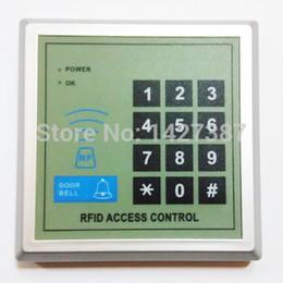 2017 entrée de la porte de sécurité En gros-Sécurité RFID Proximité Entrée Serrure de porte Système de contrôle d'accès Qualité 5YOA entrée de la porte de sécurité promotion