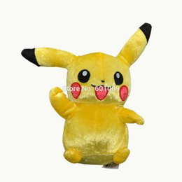 Wholesale 2 Styles Genuine Pikachu quot Plush Doll Toy