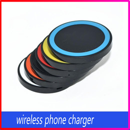 Wholesale Best Price Qi Cell phone Wireless Charger Pad Device For Samsung Nokia Htc LG with Retail Package