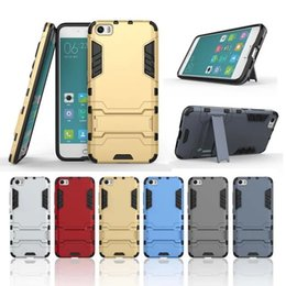 For Xiaomi Mi5 Case Rugged Combo Hybrid Armor Bracket Impact Holster Protective Cover Case For Xiaomi Mi5 M5