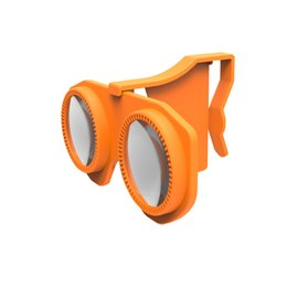Portable VR BOX Mirror Mini Portable 3D Glasses 3D Virtual Reality Portable Folding 3D Glasses