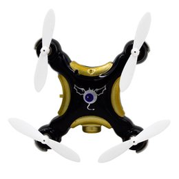 Wholesale DHL Shipping Cheerson CX C G CH Axis Nano Flying RC Quadcopter Mini Drone RTF MP Camera Toy