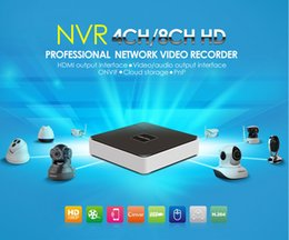 Wholesale Vstarcam N800 Eye4 P NVR CH CH mini onvif P2P server Family home CCTV Network Video recorder For Vstarcam IP Camera