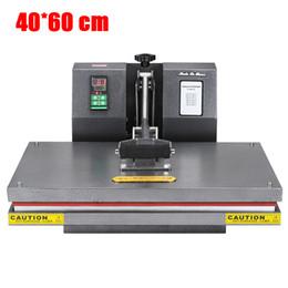 40*60cm High pressure T-shirt heat transfer printing machine,High pressure machine (220V)