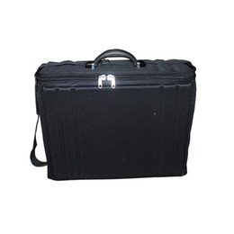 light weight EVA material eyewear shoulder bag brief case storage box eyeglass sample suitcase frame display
