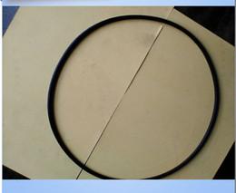 Black O-Ring Seals NBR70A ID443.36,456.06,468.76,481.46,494.16,506.86,532.26,557.66,582.68,608.08mm*C S6.99mm AS568 Standard 10PCS Lot