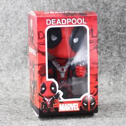 Funko Pop X-Men Deadpool Figure Cosplay Anime Action Figure Juguetes Model Hot Kids Toys Best Gift Free Shipping