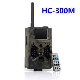 """La caza cámara de exploración gsm en Línea-940nm Suntek Scouting caza de la cámara HC300M HDGPRS MMS Digital infrarrojos GSM Cámara Trail Digital 2.0 """"LCD de la cámara Hunter Cam Vida Silvestre"""