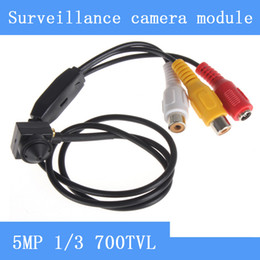 wholesale home security CCTV mini surveillance camera micro 700TVL CMOS wide angle smallest audio pinhole camera
