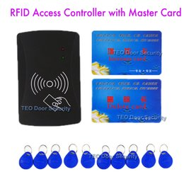 Wholesale single door RFID Door Entry System Without Keypad include add card delete card Mastercard Programmable For users Controller Access