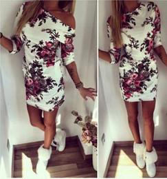 Damas mini vestido vestido en Línea-2016 La nueva venta caliente Bodycon viste la noche hacia fuera los vestidos atractivos de las señoras de la ropa del club de noche de la manera de la impresión de la manera del club