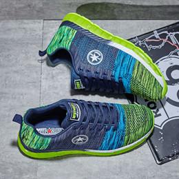 Acheter en ligne La conception de chaussures de couleur-KUAYANG 2016 Nouveaux Chaussures Homme Conçu Chaussures de basket-ball Chaussures patchwork respirant léger Sport Casual Sneakers Sport Jogging