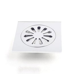 100mm Plumbing Hardware high-quality copper belt buckle thickening washing machine drain drainage floor drain 160313#