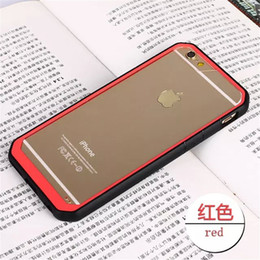 200pcs Crystal Clear Transparent Case Plastic Anti-scratch phone protector for iphone 7 plus zte warp 7 n9519 Rugged Armor Hybrid Hard Cover