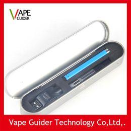 Wholesale BUD Touch Pen KIt CE3 Starter Kit mah Battery And ml ml Cbd Hemp Oil Bud Clearomizer CE3 KIt With Aluminium Box