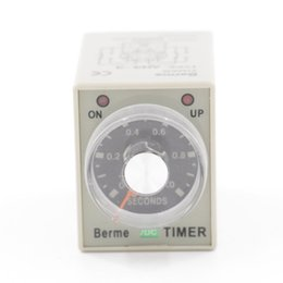Wholesale Berme Brand Time Delay Relay AH3 H3Y H3Y Panel Mounting Repeat Relay Timer for Wolesale