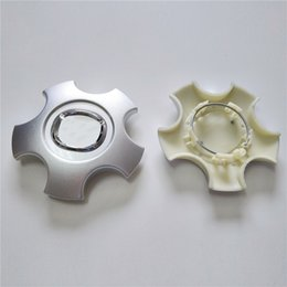 Wholesale Five Claws Car Wheel Center Hub Caps for Mazda Best Car styling mm Car Emblem Wheel Covers