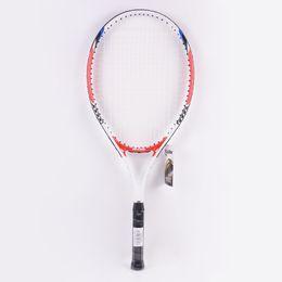 Wholesale New Brand Aluminum alloy Tennis Racket Raquete De Tennis Racquets