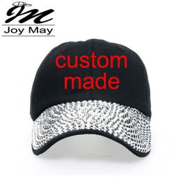 Wholesale High quality Fashion Baseball Cap Men Women Custom Made Cap Demin Fabric Jean Cap Personalized Summer Cap B125