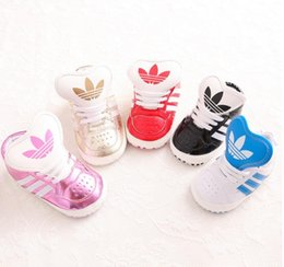 Wholesale 0 year girl solf bottom BB cheap baby toddler shoes high quality Lace casual sports shoes Walking boy factory Outlet