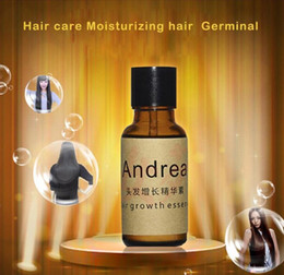 Wholesale Original fast Sunburst Andrea Fast Hair Growth Pilatory Essence Human Hair Oil Baldness anti Hair Loss invalid refund alopecia